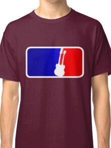 Double Neck League Classic T-Shirt