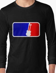 Double Neck League Long Sleeve T-Shirt