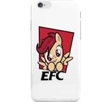 Equestrian Fried Chicken iPhone Case/Skin