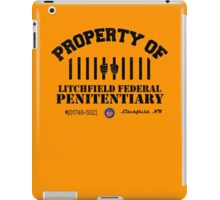 Property of Litchfield iPad Case/Skin