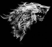 Winter has Come by merkerinn