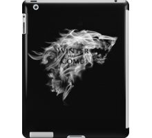 Winter has Come iPad Case/Skin