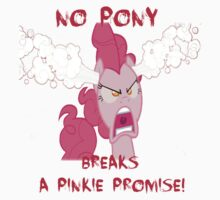 No Pony Breaks A Pinkie Promise Kids Clothes
