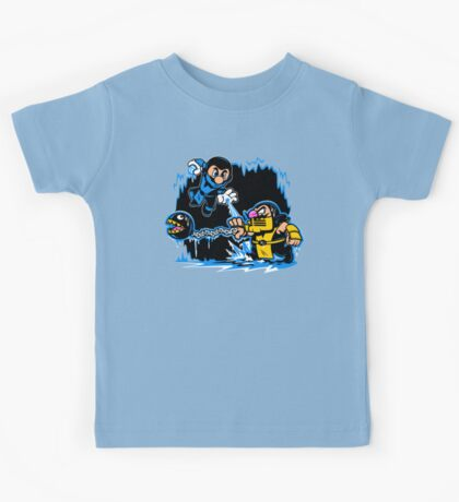 Mario Kombat Kids Clothes