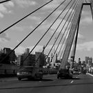 ANZAC Bridge 2 by Ali Choudhry