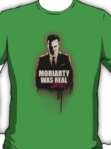 MORIARTY WAS REALly sexy (version 2) T-Shirt
