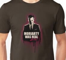 MORIARTY WAS REALly sexy (version 2) Unisex T-Shirt