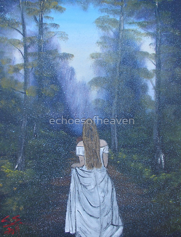 """""""Searching For My Beloved""""  by Carter L. Shepard by echoesofheaven"""