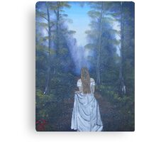 """""""Searching For My Beloved""""  by Carter L. Shepard Canvas Print"""
