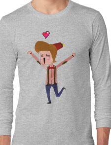 Doctor Wheee! Long Sleeve T-Shirt