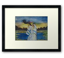 """Sound The Alarm""  by Carter L. Shepard Framed Print"