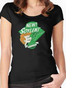 Soylent Green Women's Fitted Scoop T-Shirt