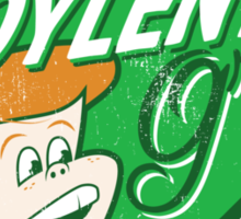 Soylent Green Sticker