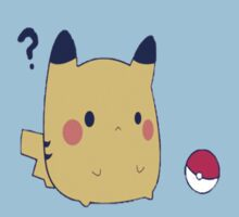 Confused Pikachu by SimplyMatt