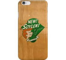 Soylent Green iPhone Case/Skin