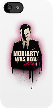 MORIARTY WAS REALly sexy by fuesch
