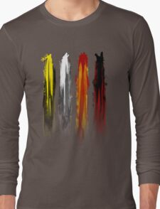 Four animals Long Sleeve T-Shirt