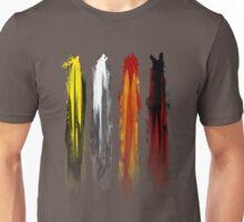 Four animals Unisex T-Shirt