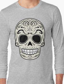 TRIBAL ~ Skull Long Sleeve T-Shirt