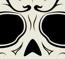 TRIBAL ~ Skull Sticker