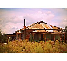 ancho depot Photographic Print