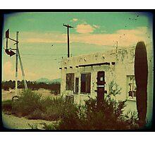 cactus inn Photographic Print