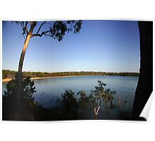 The magic of Arnhem Land - early morning at Coral Bay, Cape Cobourg Poster