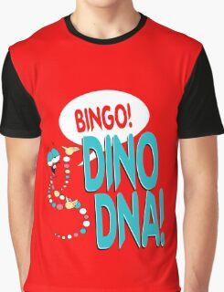 Dino DNA Graphic T-Shirt