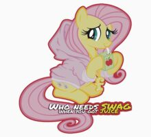 Fluttershy swag  | Unisex T-Shirt