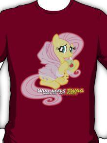 Fluttershy swag  T-Shirt