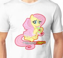 Fluttershy swag  Unisex T-Shirt