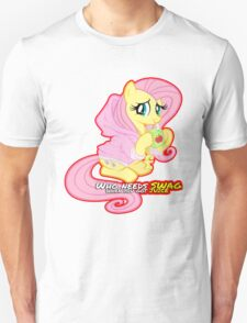 Fluttershy swag  T-Shirt