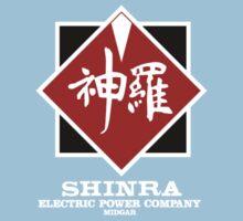 Shinra v3 Kids Clothes