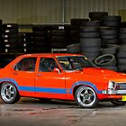 Darren Hawkins' 1JZ-powered Holden Torana by HoskingInd