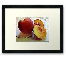 It's Harvest Season... Framed Print