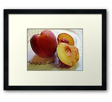 It's Harvest Season... Framed Print