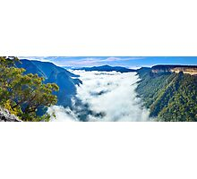 Kanangra Valley, Kanangra-Boyd National Park, New South Wales, Australia Photographic Print