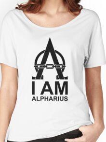 I am Alpharius Women's Relaxed Fit T-Shirt