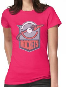 Silph Company Rockets Womens Fitted T-Shirt