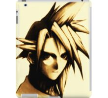 Cloud Strife iPad Case/Skin