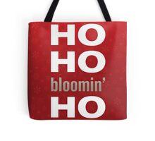 Ho ho Tote Bag