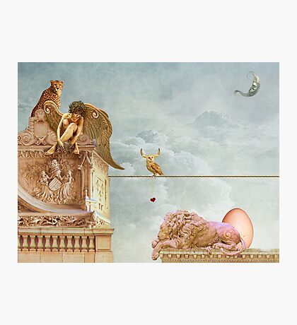 The Great Egg Hunt Photographic Print