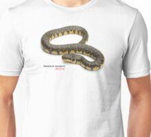 Enhydris bocourti Unisex T-Shirt