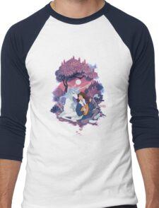 Last Unicorn + Dan Avidan Men's Baseball ¾ T-Shirt