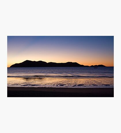 Dawn, South Mission Beach, Far North Queensland Photographic Print