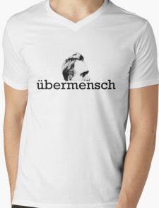 Übermensch Mens V-Neck T-Shirt