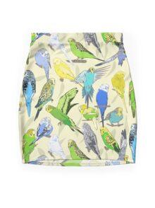 Budgies - Pale Mini Skirt