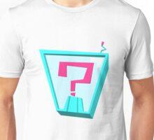 Question Bot Unisex T-Shirt