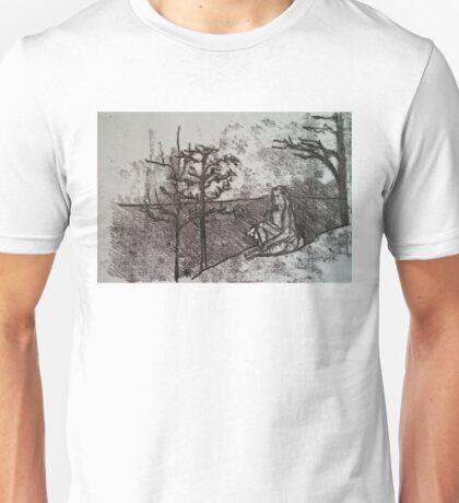 Tamara the Rock Sprite Unisex T-Shirt