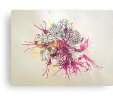 The Florals Canvas Print